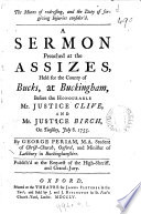 The means of redressing, and the duty of forgiving injuries consider'd, a sermon