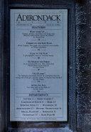 Adirondack Life Book