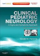 Clinical Pediatric Neurology