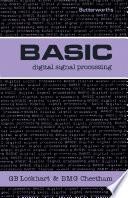 Basic Digital Signal Processing