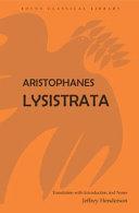Arist  phan  s  Lys  strata