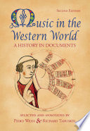 Music In The Western World Book PDF