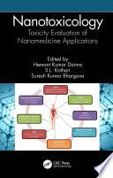 Nanotoxicology Book