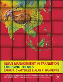 Cover of Asian Management in Transition
