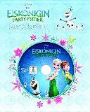 Disney - Die Eiskönigin - Party-Fieber - Buch mit DVD