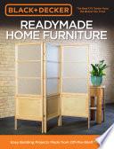 Black   Decker Readymade Home Furniture