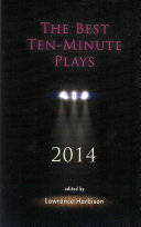The Best Ten Minute Plays 2014
