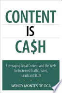 Content Is Cash Book