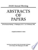 Abstracts of Papers