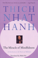 The Miracle of Mindfulness ebook