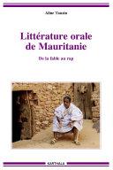 Littérature orale de Mauritanie