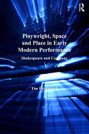 Pdf Playwright, Space and Place in Early Modern Performance Telecharger