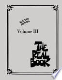 The Real Book   Volume III  Songbook