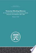 Victorian Working Women
