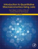 Introduction to Quantitative Macroeconomics Using Julia Pdf/ePub eBook