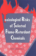Pdf Toxicological Risks of Selected Flame-Retardant Chemicals