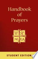 Handbook of Prayers  Student Edition