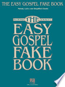 The Easy Gospel Fake Book  Songbook
