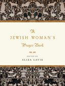 A Jewish Woman's Prayer Book Pdf/ePub eBook