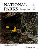 National Parks Magazine Book