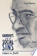 Gandhi s List of Social Sins