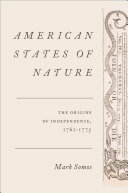 Pdf American States of Nature Telecharger