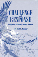 Challenge and response : anticipating US military security concerns Pdf/ePub eBook