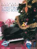 Alfred's Basic Adult Piano Course: Christmas Piano Book 2 [Pdf/ePub] eBook