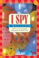 I Spy a Balloon