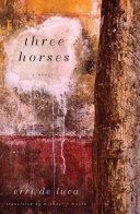 Pdf Three Horses Telecharger