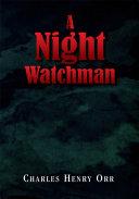 A Night Watchman [Pdf/ePub] eBook