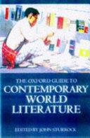 The Oxford Guide to Contemporary World Literature