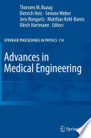 Advances In Medical Engineering Book PDF