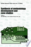 Synthesis Of Methodology Development And Case Studies Book PDF