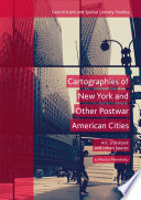 Cartographies of New York and Other Postwar American Cities Book PDF