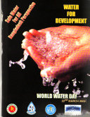 Water for Development  World Water Day 2002
