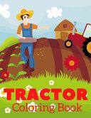 Tractor Coloring Book Book PDF