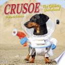Crusoe the Celebrity Dachshund 2020 Mini Wall Calendar (Dog Breed Calendar)