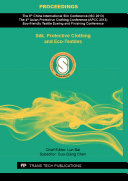 Silk, Protective Clothing and Eco-Textiles Pdf