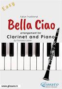 Pdf Bella Ciao - Clarinet and Piano Telecharger