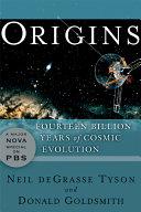 Origins  Fourteen Billion Years of Cosmic Evolution