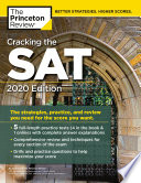 Cracking the SAT with 5 Practice Tests  2020 Edition