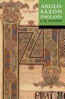 Anglo-Saxon England Pdf/ePub eBook
