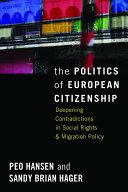 The Politics Of European Citizenship