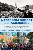 A Freedom Budget for All Americans [Pdf/ePub] eBook