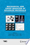 Mechanical and Creep Behavior of Advanced Materials Book