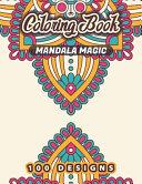 MANDALA MAGIC Coloring Book