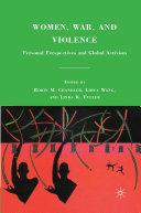 Women  War  and Violence