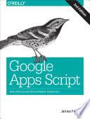 Google Apps Script Book PDF