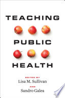 Teaching Public Health